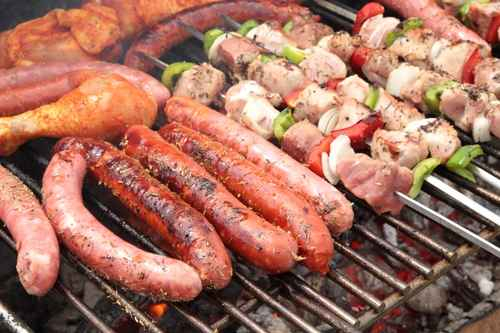 barbecue a domicile
